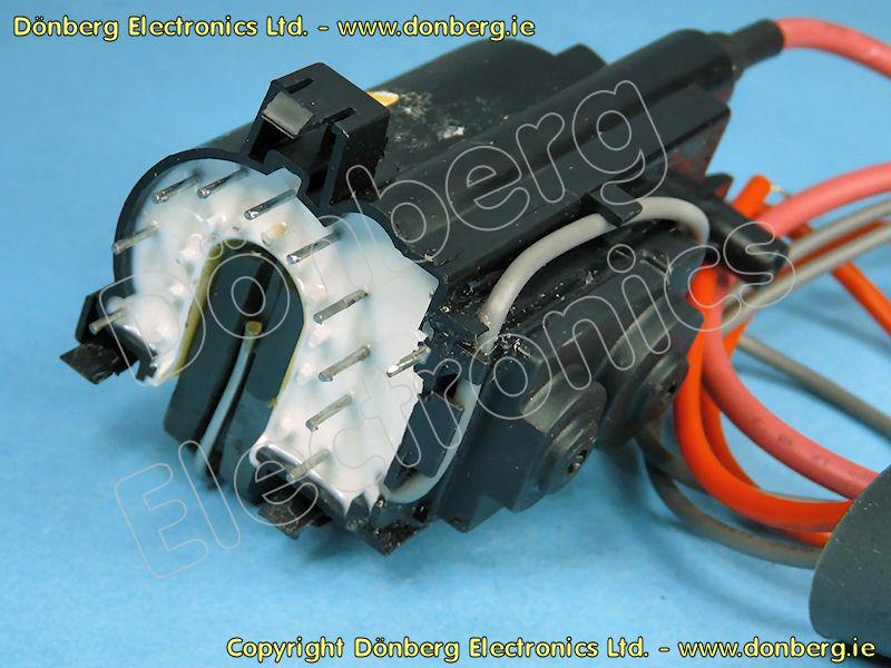 Zeilentransformator  Hr7488  Hr 7488    40    482214010406 Zeilentransformator Philips